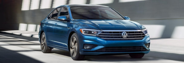 2019 VW Jetta promotional image